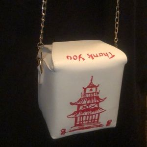 Handbags - NEW POP PURSE CHINESE TAKE OUT FUN!'